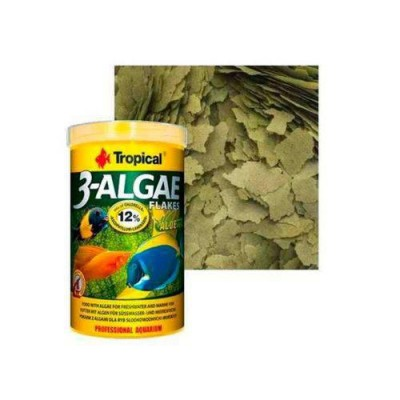 B-algae flakes tropical