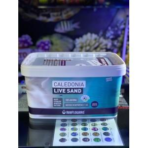 Caledonia Live Sand 18kg  ReeFlowers