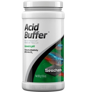 Acid Buffer Seachem 300g
