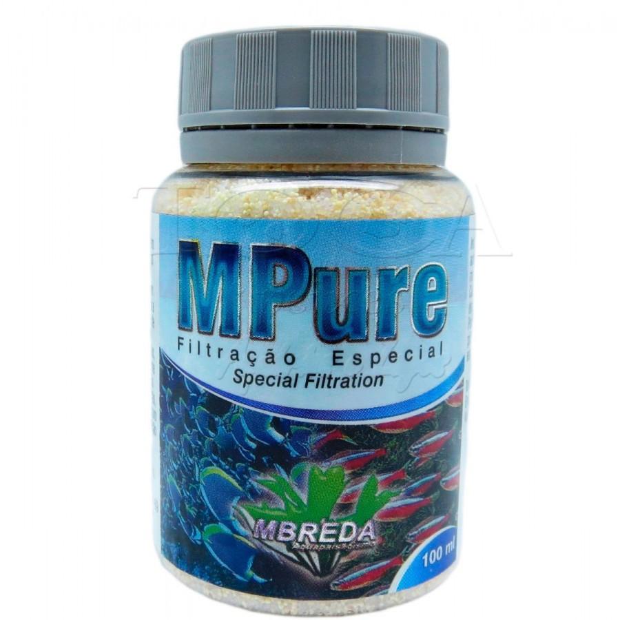 MPure removedor de orgânicos MBreda 100ml