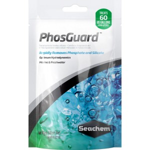 Seachem Phosguard 100ml - Removedor De Fosfato Aquário