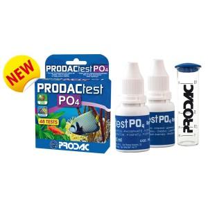 Prodac Teste Fosfato PO4 48 testes