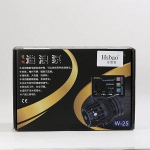Bomba de Circulação  HSBAO W-25 c/ Controle  8000 LT/H