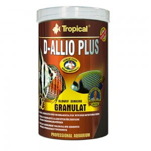 Ração Tropical D-ALLIO Plus Granulat 44g