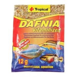 Ração Tropical Dafnia Vitaminized 12g