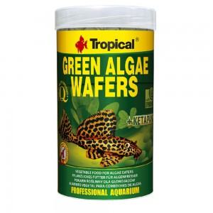 Ração Tropical Green Algae Wafers 44g