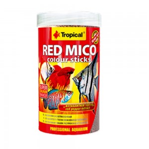 Ração Tropical Red Mico Colour Sticks 44g