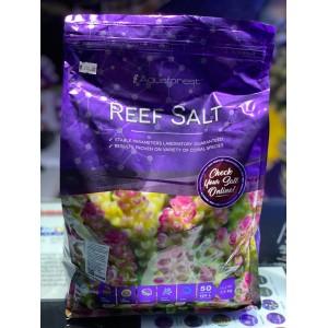 Reef salt  7,5kg aquaflorest