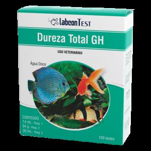 Test Dureza Total Gh 100 testes Labcon